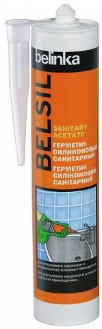 Belinka Belsil Sanitary Acetate Герметик