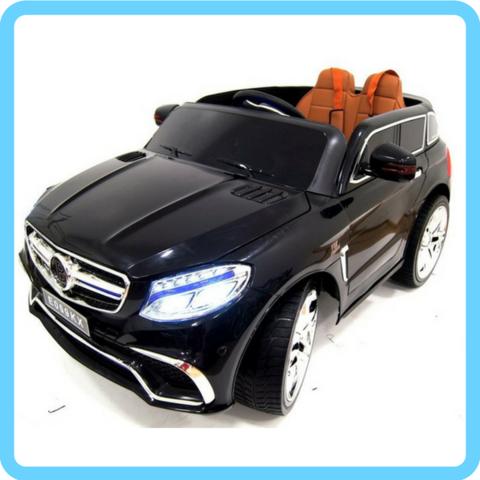 Mercedes E009KX с дистанционным управлением