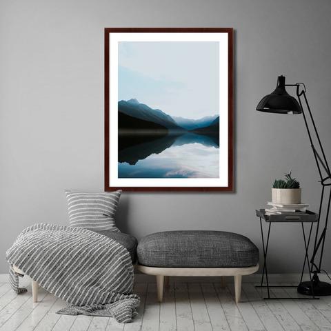 Ивана Каина - Bowman Lake, United States