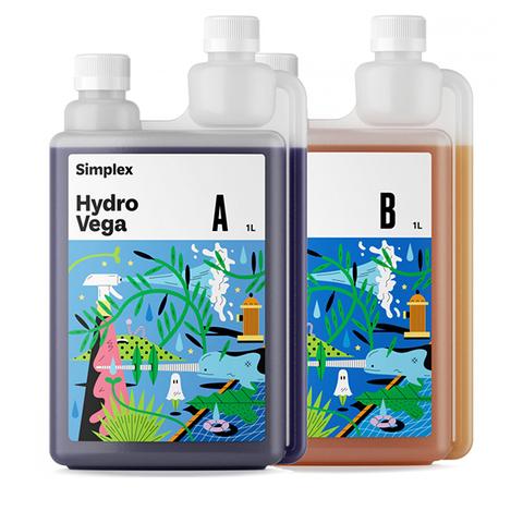 Органоминеральное удобрение Simplex Hydro Vega AB