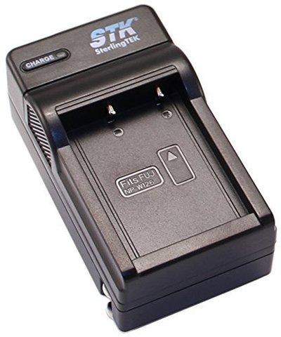 Зарядное устройство No Name BC-W126 для аккумулятора Fujifilm NP-W126 ( X-Pro1 X-E1 X-E2 X-M1 X-A1 X-T1)