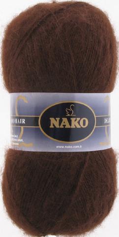 Купить Пряжа Nako Mohair Delicate Код цвета 6106 | Интернет-магазин пряжи «Пряха»