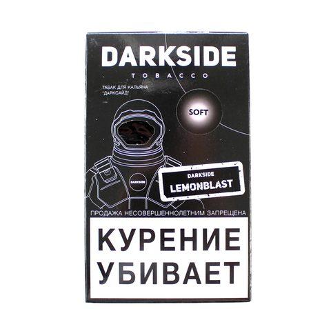 Табак для кальяна Dark Side Soft 100 гр. Lemonblast