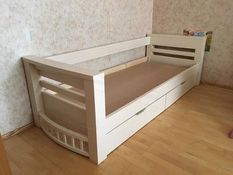 кровать шатл