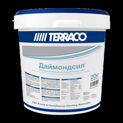 Terraco Diamondseal/Террако Даймондсил прозрачное защитное покрытие,грунтовка для пола