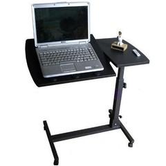 Столик для ноутбука на колесах (с витрины)