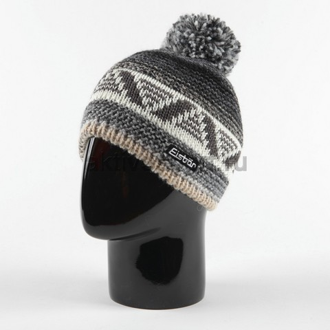 Картинка шапка Eisbar multi pompon 7