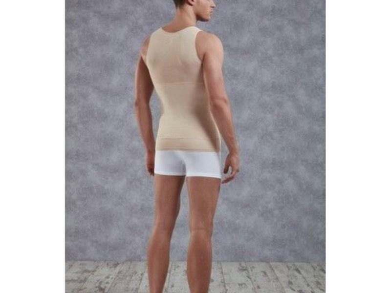 Мужская майка- корсет Doreanse 5950 телесного цвета