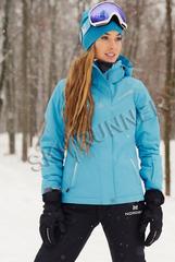 Горнолыжная куртка Nordski Extreme Blue женская