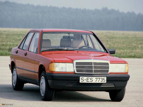 Чехлы на Mercedes-Benz C-klasse W201 1982–1993 г.в.