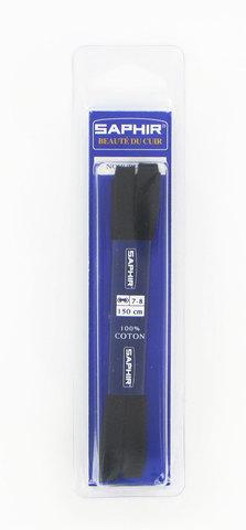 Шнурки Плоские 180см, ширина 10 мм   (3 цвета) SAPHIR