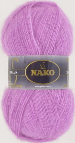 Купить Пряжа Nako Mohair Delicate Код цвета 6113 | Интернет-магазин пряжи «Пряха»