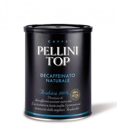 Кофе молотый Pellini TOP DEC
