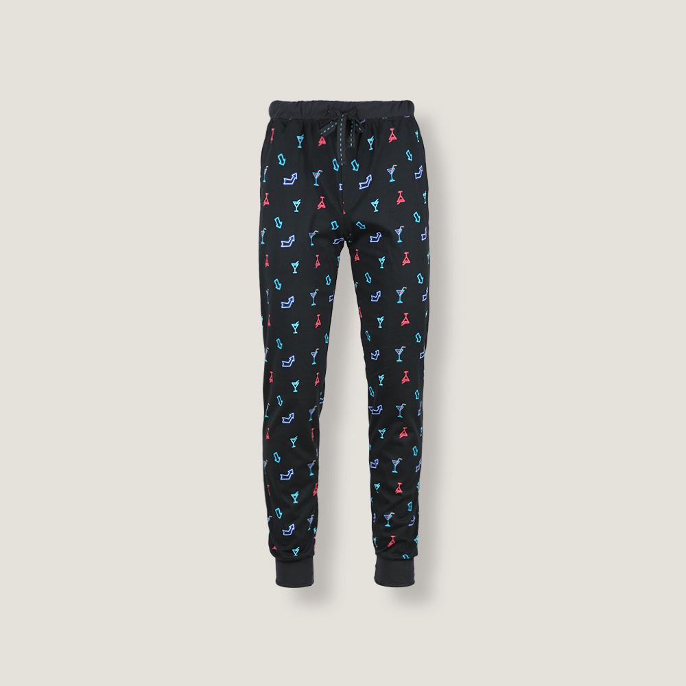 Мужские брюки пижамные E19K-81D101