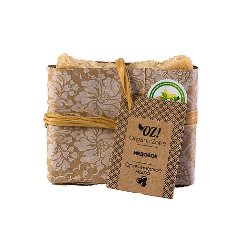 "Мыло ""Медовое"" | 120 гр | Organic Zone"