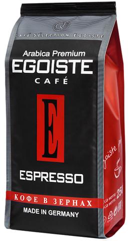 Кофе в зернах Espresso, Egoiste, 250 г