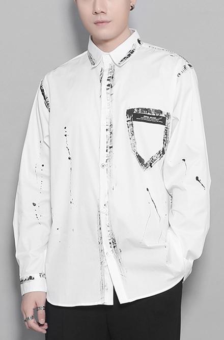Рубашка «ADOLD»
