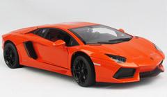 Rastar Металлическая модель Lamborghini Aventador LP700 (61300-RASTAR / 173059)