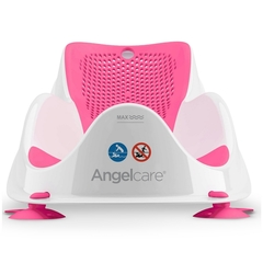 Горка для купания AngelCare Bath Support Mini, розовый