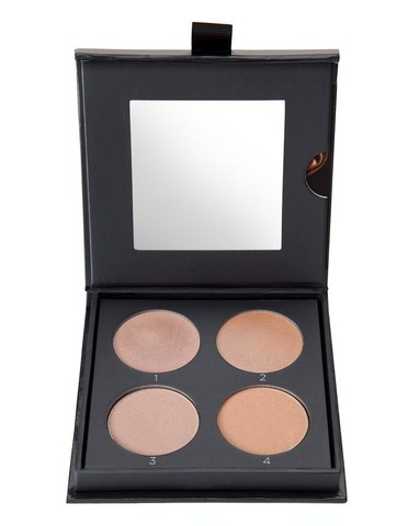 Палетка хайлатеров COVER FX Perfect Light Highlighting Palette