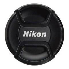 Крышка для объектива Fujimi Lens Cap 52mm для Nikon