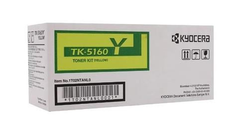 Картридж Kyocera TK-5160Y желтый 1T02NTANL0