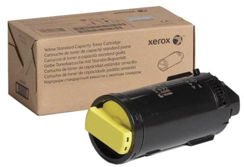 Оригинальный картридж Xerox 106R03914 желтый