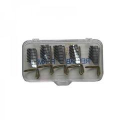 Формы многоразовые для наращивания ногтей, 5 шт