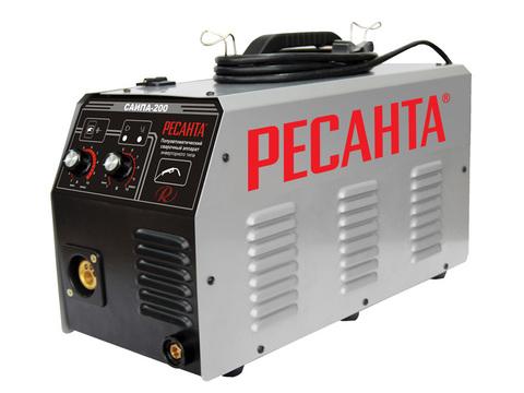 Полуавтоматические сварочные аппараты инверторного типа Ресанта САИПА-200