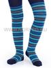 Колготки из шерсти мериноса Norveg Merino Wool Blue детские