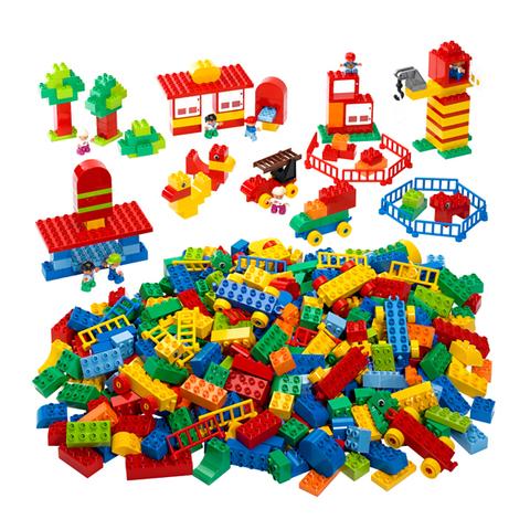 LEGO Education: Гигантский набор Duplo 9090 — XL Duplo Bulk Set — Лего Образование