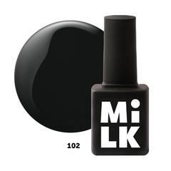 Гель-лак Milk Simple 102 Back in Black, 9мл.
