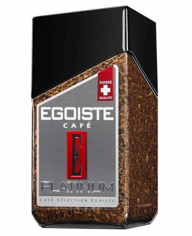 Кофе растворимый Platinum, Egoiste, 100 г