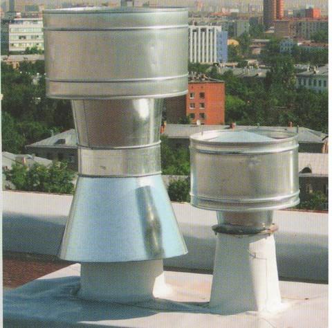 Дефлектор мусоропровода