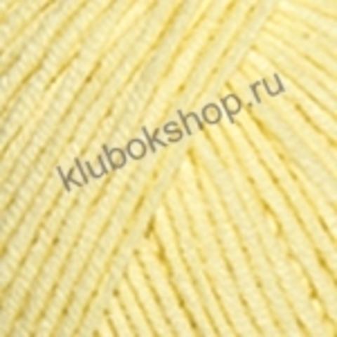 Пряжа JEANS 67 светло-желтый YarnArt