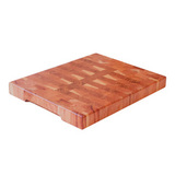 Доска торцевая разделочная, гледичия трёхколючковая 35 х 20 х 4 см, артикул TD01005, производитель - Origins Wood