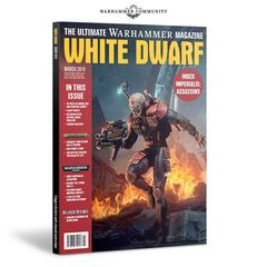 White Dwarf March 2019 / Март 2019