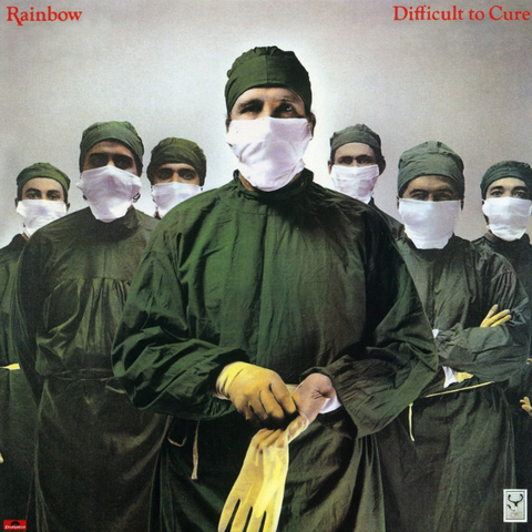 Rainbow / Difficult To Cure (CD)