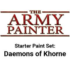 Базовый комплект красок Army Painter: Daemons of Khorne
