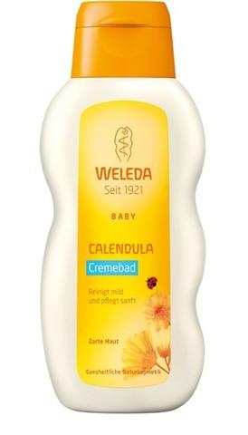 Молочко для купания Weleda с календулой, 200 мл