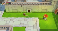Xbox One Asterix&Obelix XXL 3 - The Crystal Menhir Limited Edition (русская версия)