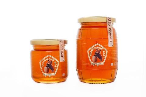 Горный Мёд, 250-500 г