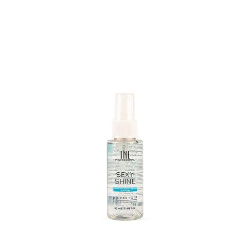 Масло-флюид для волос TNL Sexy Shine с маслом виноградной косточки, 50 мл