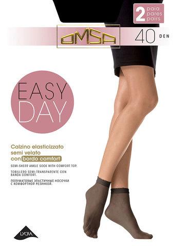 Носки Easy Day 40 (2 пары) Omsa