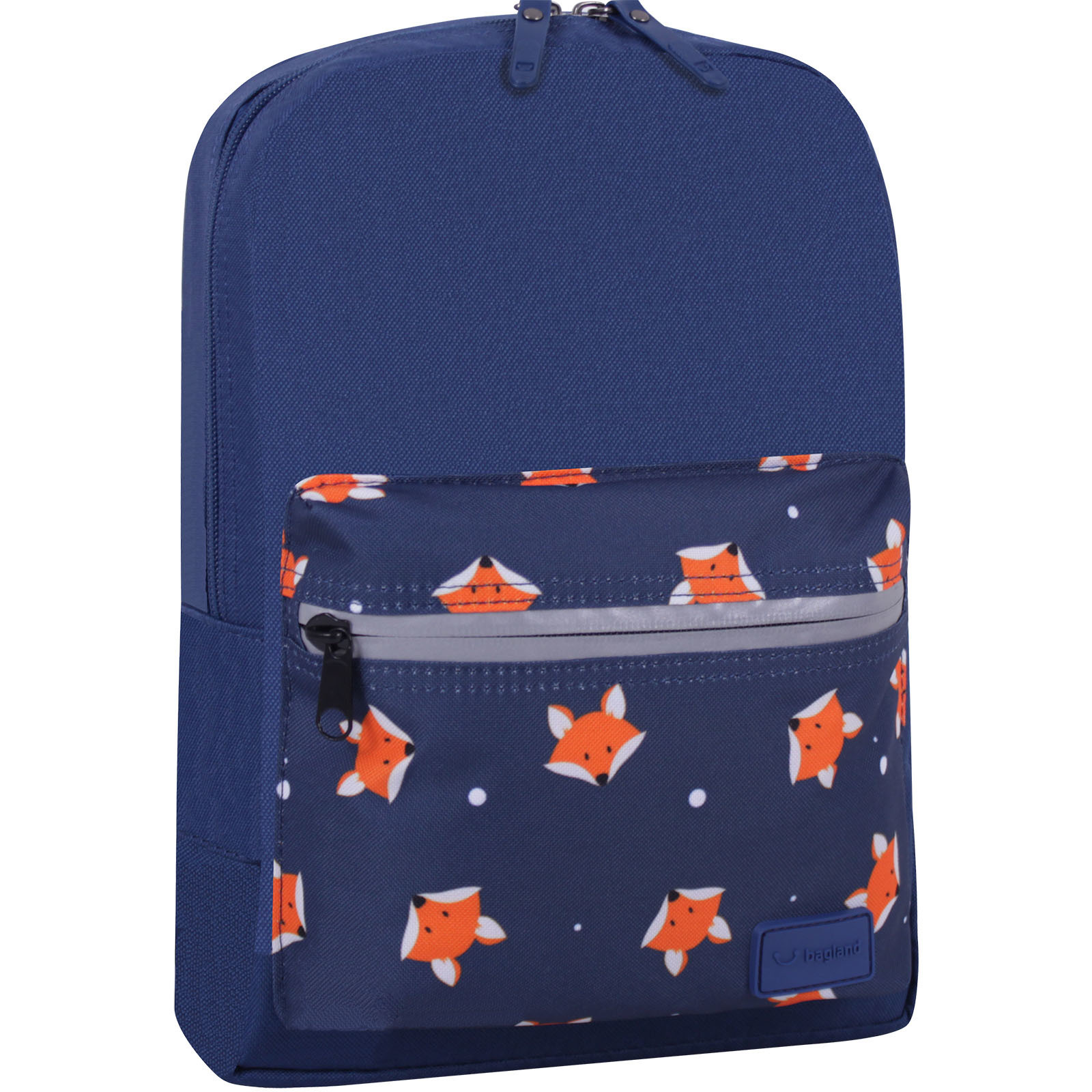 Молодежные рюкзаки Рюкзак Bagland Молодежный mini 8 л. синий 742 (0050866) IMG_6745_суб742_-1600.jpg