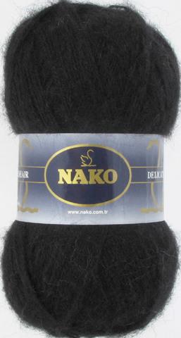 Купить Пряжа Nako Mohair Delicate Код цвета 6130 | Интернет-магазин пряжи «Пряха»