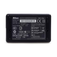 Зарядное устройство Nikon MH-18a