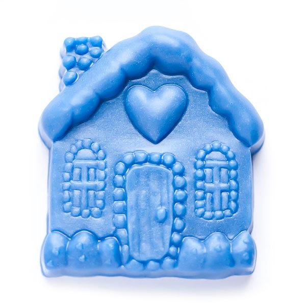 Форма для мыла Пряничный домик