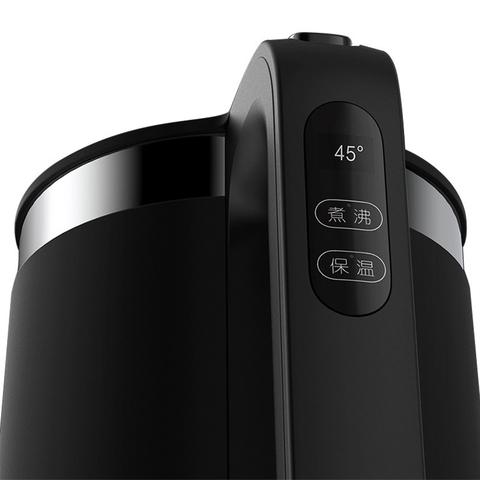 Электрочайник Xiaomi Viomi Smart Kettle Bluetooth Pro (черный)