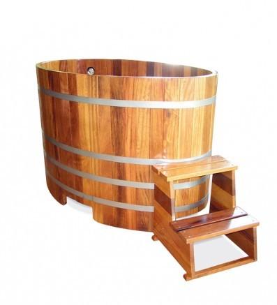 Купель для сауны и бани от Blumenberg 130 x 79, фото 1